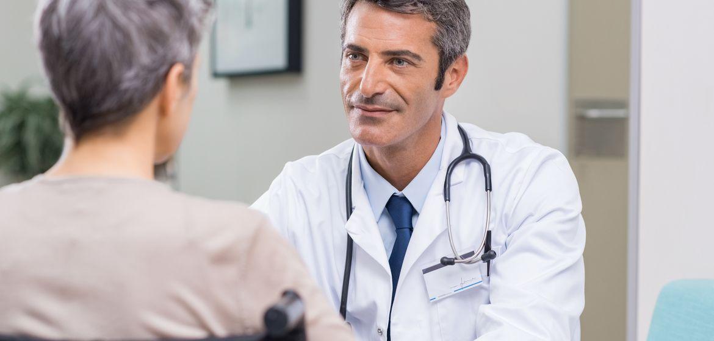 Patient im Mittelpunkt